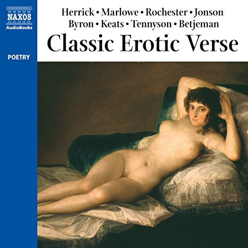Classic Erotic Verse audiobook cover art