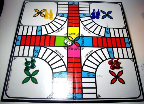 Pachisi by Cardinal Industries