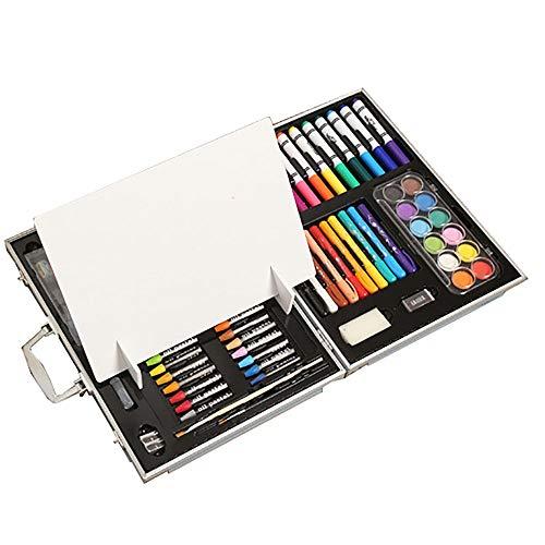 Feixunfan - Juego de 108 rotuladores de acuarela para pintar niños (caja...