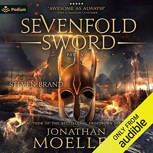 Sevenfold Sword, Part VI cover art