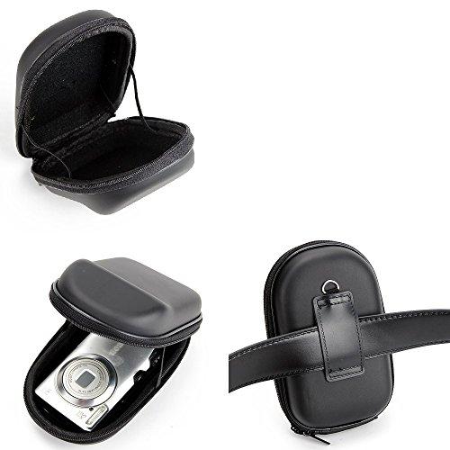 K-S-Trade Gürteltasche Kompatibel Mit Samsung Galaxy Camera 2 Kameratasche Holster Hardcase Kompaktkamera Easy Access Leicht Zugänglich Case Schutz Hülle Fototasche