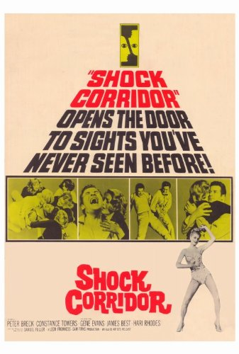 Price comparison product image Shock Corridor Poster 27x40 Peter Breck Constance Towers Gene Evans