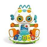 IMG-3 clementoni baby robot gioco elettronico