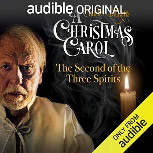 Ep. 3: The Second of the Three Spirits audiobook cover art