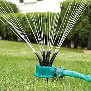 1 Set Irrigation Noodle Head Flexible 360 Degree Water Sprinkler Spray Nozzle Lawn Garden Irrigation Sprinkler Irrigation ...