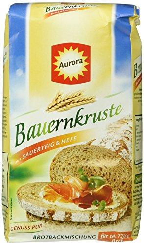Aurora Bauernkruste Brotbackmischung,1er Pack (1x 500 g)