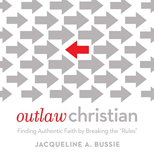 Outlaw Christian audiobook cover art