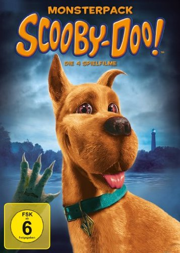 Scooby-Doo Monsterpack [4 DVDs]