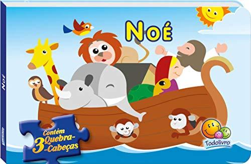 Bíblicos em quebra-cabeças: Noé