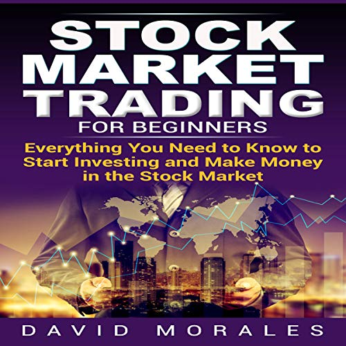 Stock Market Investing for Beginners - Everything You Need to Know to Start Stock Investing and Make Money in the Stocks audiobook cover art