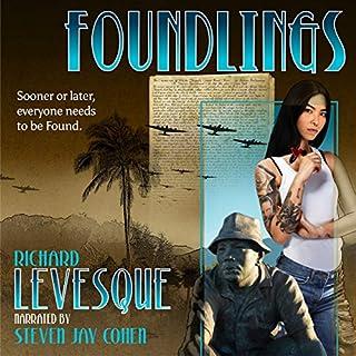 Foundlings audiobook cover art