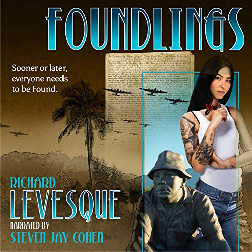 Foundlings audiobook cover art