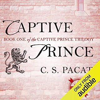 Captive Prince Titelbild