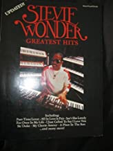 Stevie Wonder Greatest Hits Updated! [Piano/Vocal/Chords