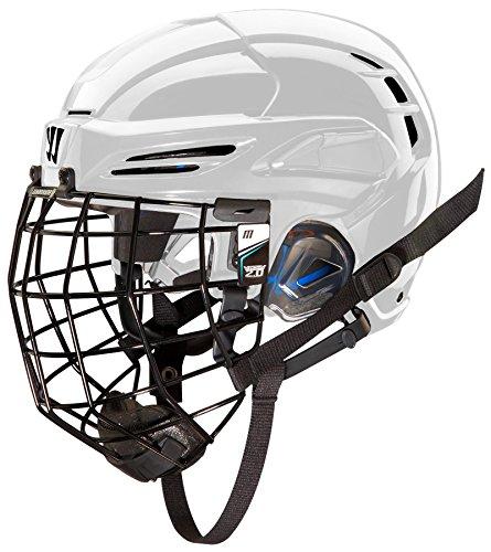 Warrior Covert Px+ Senior Hockey Helm Combo, Größe:M, Farbe:Weiss