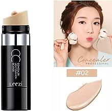 Hoshell New 2 Colors Concealer Palette Face Cream Contour Palette Primer Concealer Stick (B)