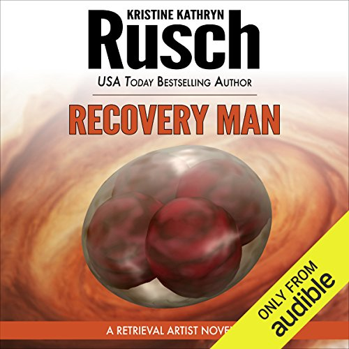 Recovery Man audiobook cover art