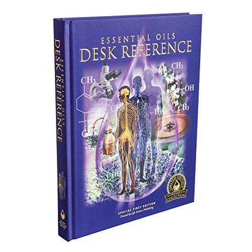 Essential Oils Desk Reference Special First Edition