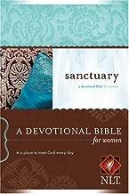 Sanctuary: NLT: A Devotional Bible for Women