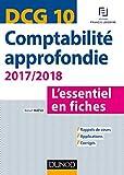 DCG 10 - Comptabilité approfondie 2017/2018 - 7e éd. - L'essentiel en fiches