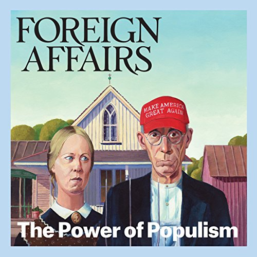 Foreign Affairs - November/December 2016 cover art