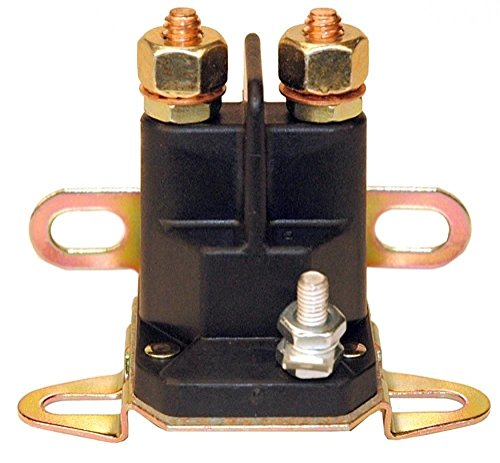Starter Solenoid 3 Pole 12 Volt Universal Mount fits Ariens 03057700, 3057700 ;#by:lees24
