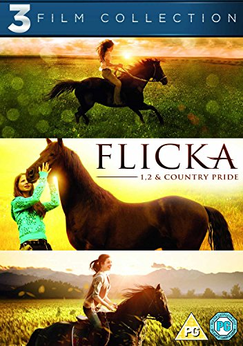 Flicka 1-3 [DVD-AUDIO]