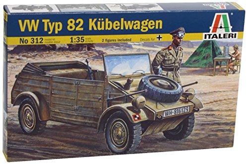 Italeri 0312S - VW-Kübelwagen Typ 82