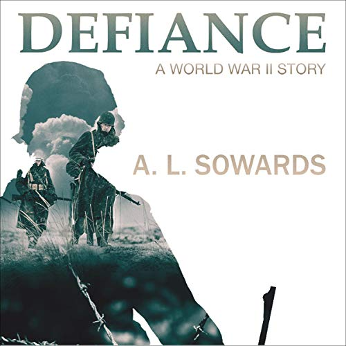 Defiance Audiobook By A. L. Sowards cover art