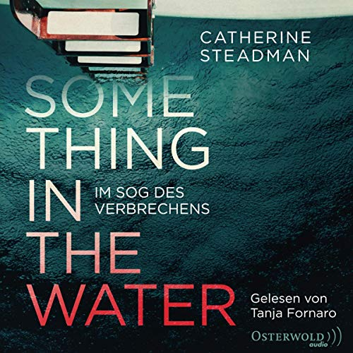Something in the Water (German edition) cover art