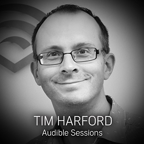 FREE: Audible Sessions with Tim Harford audiobook cover art
