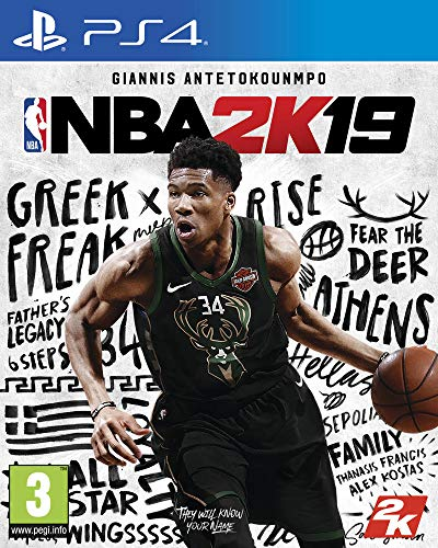 NBA 2K19 - PlayStation 4 [Importación francesa]
