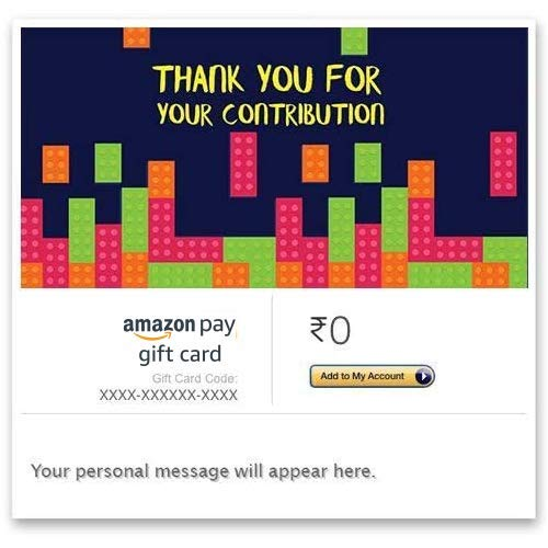Great Job - Amazon Pay eGift Card