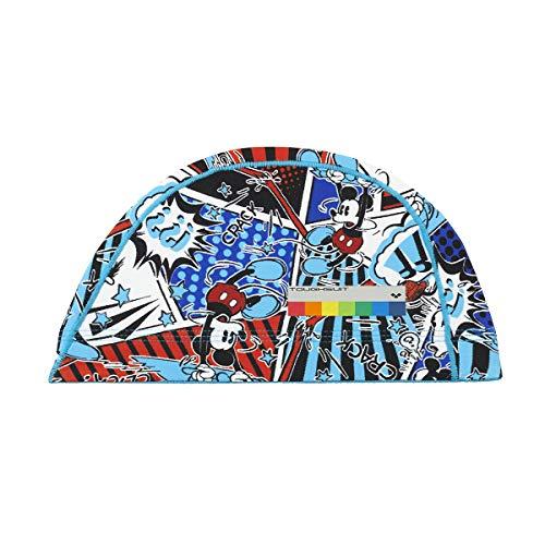 アリーナ (arena) スイミング用タフキャップ ディズニー タフスキンD トリコロール Mサイズ DIS-0361