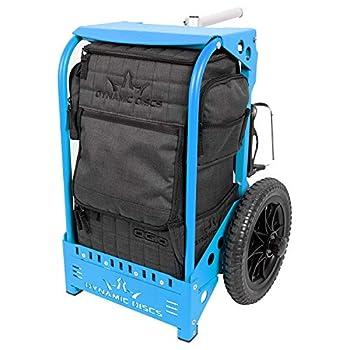 Dynamic Discs Backpack Disc Golf Cart by ZÜCA  Blue