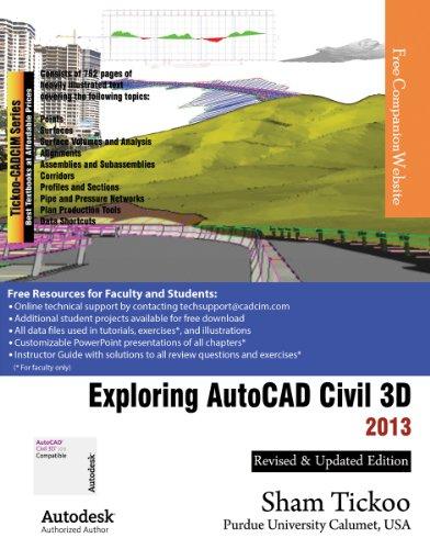 Exploring AutoCAD Civil 3D 2013