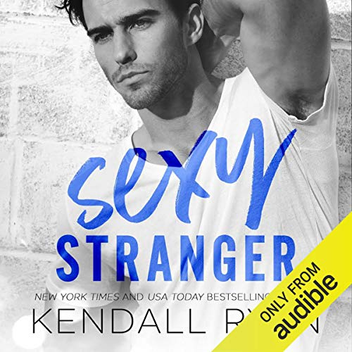 Sexy Stranger audiobook cover art