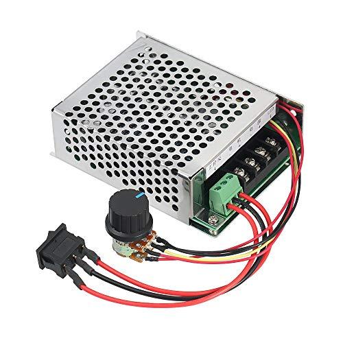 YO-TOKU DC10~50V 40A PWM Speed Controller Board Motor Driver Controller CW/CCW omkeerbare Driver Elektronische regelaar modules CE