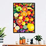 Unbekannt XCMHXY Leinwanddruck Modern Vegetable Decor