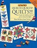 QUILTS! QUILTS!! QUILTS!!! (El Libro De..)