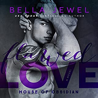 Flawed Love audiobook cover art