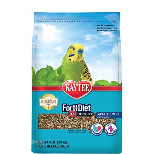 Kaytee Forti-Diet Pro Health Parakeet Food, 4 lb