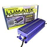 lumatek accenditore alimentatore ballast starter elettronico mh - hps 600 watt dimmerabile ----- 400w - 400w + superlumen - 600w + super lumen