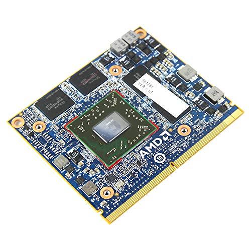 Nuevo para portátil Dell Precision M4600 M4700 M4800 estación de trabajo portátil, AMD FirePro M4000 GDDR5 1 GB tarjeta gráfica de vídeo, tarjeta MXM VGA tarjeta de reparación de GPU
