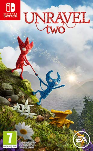Unravel 2 Switch - Nintendo Switch [Importación italiana]