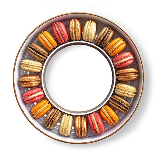 Macarons - Winter Collection Hiver - Frisch aus der Patisserie - 20 Stück - Wöchentlicher Versandtag ist Dienstag