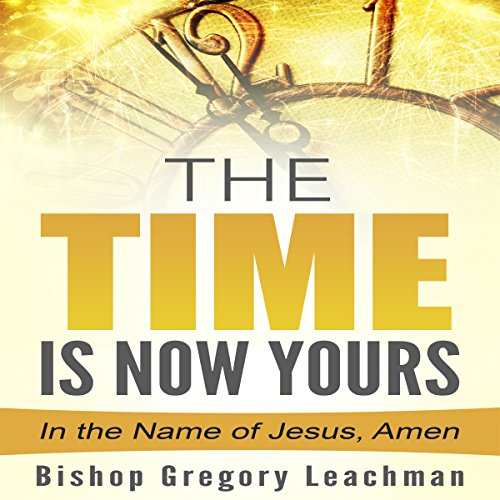 The Time Is Now Yours! cover art