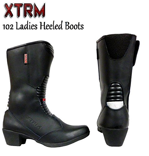 Motorrad Damen Stiefel XTRM 102 Touring Stiefel Lady (39) - 3