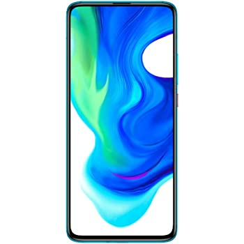 "Xiaomi POCO F2 Pro 5G Smartphone 6GB RAM 128GB ROM Qualcomm® Snapdragon ™ 865 64MP Quad Rear telecamera AI 8K Video 6.67"" AMOLED 4700 mAh(typ) Blu [Versione globale]"