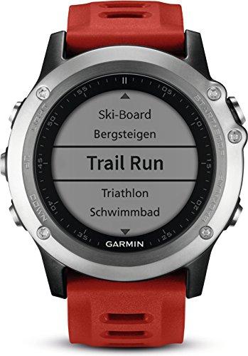 Garmin fenix 3 GPS-Multisportuhr - 6